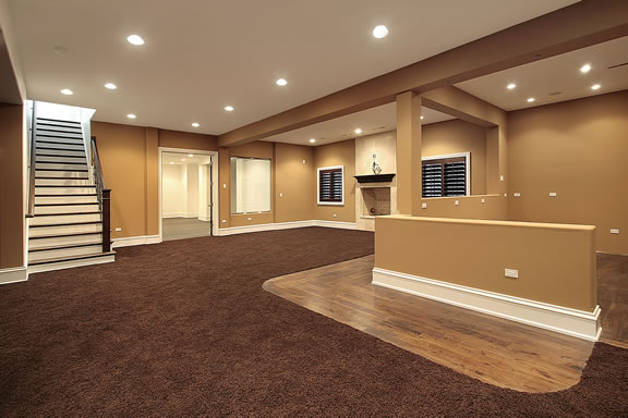 vancouver basement renovations & development | caliber west