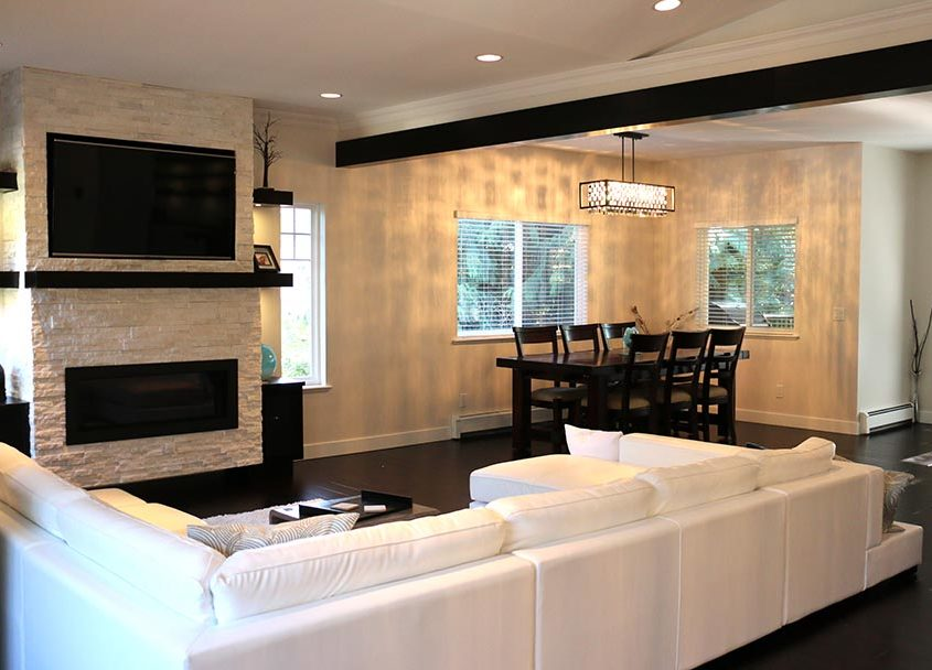 Surrey Home Renovations and Remodelling by Caliber West