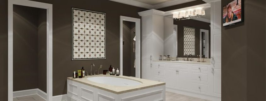 How A Bathroom Remodel Can Boost Your Home Value Caliber West Stunning Bathroom Remolding Property